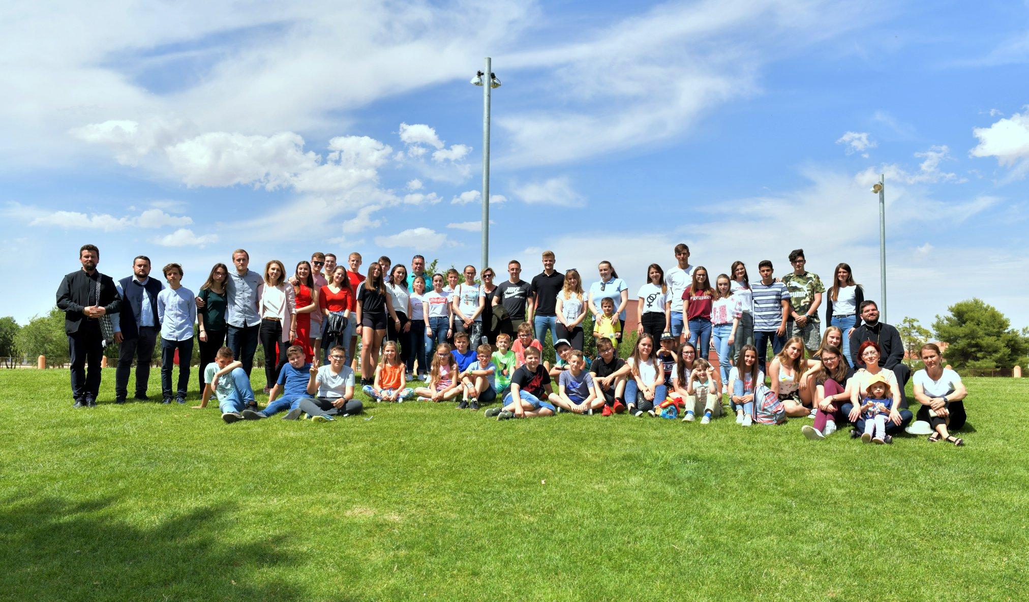 Întâlnirea Tinerilor Nepsis din Protoieria de Castilla-La Mancha 2019